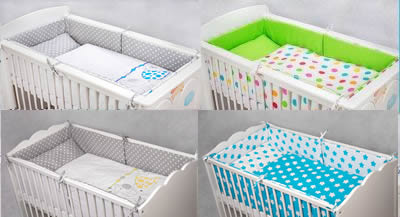 Zaawansowane Pościele do łóżeczka - ZUZ-POL - producent pościeli i artykułów SZ75
